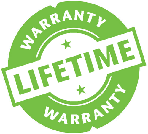 Robmar Lifetime Warranty on Fenders