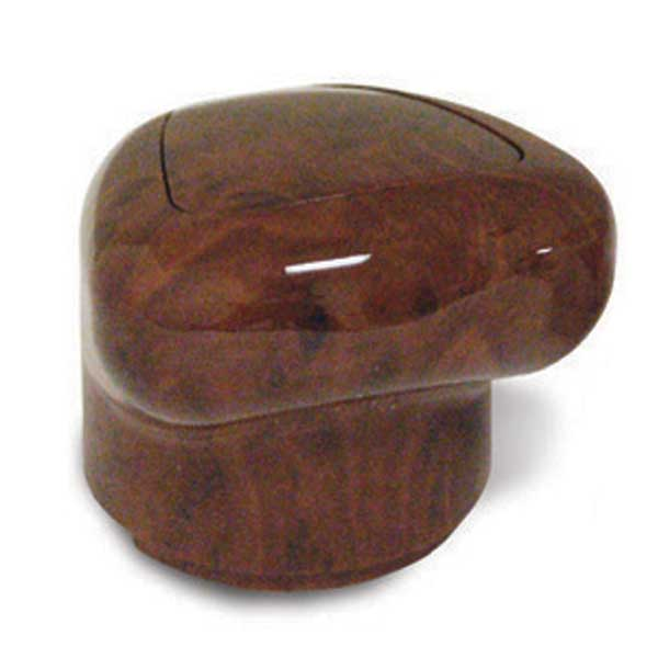 Wood Grain Shifter Knob from Iowa 80