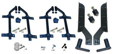 MH-FT51 Full Tandem Fender Install Kit