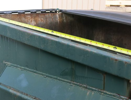 How to Find the Right Dumpster Lid