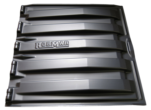 R-3130 | Rear Load Poly Dumpster Lid