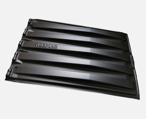 Poly Rear Load Dumpster Lids