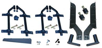 MH-FT51   Full Tandem Offset Mounting Kit