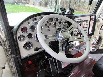 Peterbilt Custom Steering Wheel